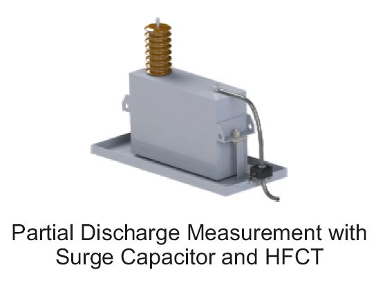 Surge Capacitor with HFCT