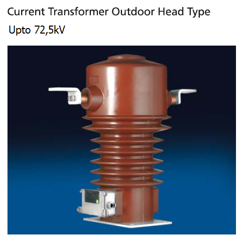 CT outdoor 72kV